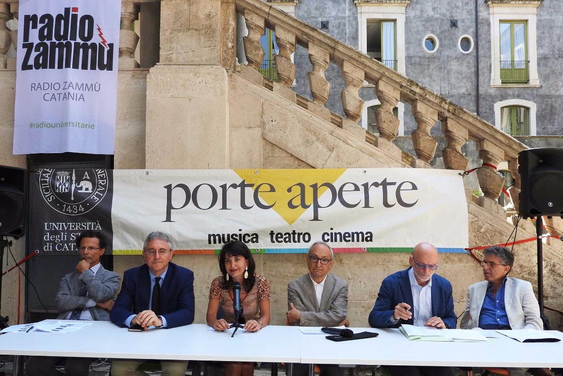 Calendario Medicina Unict.Porte Aperte Unict 2017 Al Via Tra Musica Cinema E Teatro